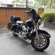 Harley Davidson Electra Police Anniversary 100th Th 2003
