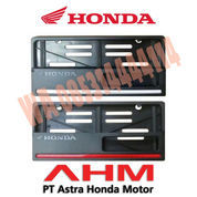 Cover Plat Motor Original Honda