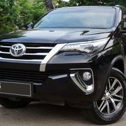 Fortuner VRZ Automatic, KM 20rb, Pajak Panjang, Terawat, Like New