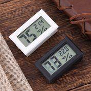 Hygrometer LCD Digital Pengukur Kelembaban Suhu Humidity Thermometer (22677531) di Kota Surabaya
