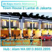 Rumah Idaman Di Matraman Jakarta