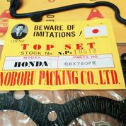 Packing Honda CBX750