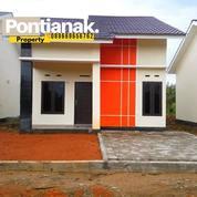 Rumah Siap Huni Type 45 Jln. Parit H. Husein Pontianak (22690447) di Kota Pontianak