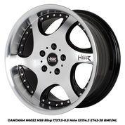 Velg Racing Monoblock Gangnam HSR R17 Ertiga Hrv Crv Innova Xpander New Livina