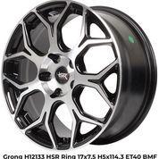 Velg Racing Grong Hsr R17 Buat Hrv Crv Innova Xpander New Livina Juke Free Ongkir