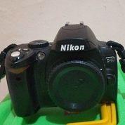 Nikon D40 Fullest Mulus Murah