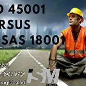 ISO 45001 VS OHSAS 18001 (22700307) di Kota Jakarta Selatan