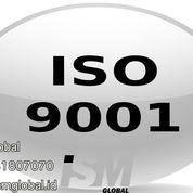 Jasa ISO I ISO 9001 (22700379) di Kota Jakarta Selatan