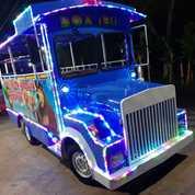 Kereta Mini Wisata Odong Mobil Kijang Sepur Kelinci Full Lampu LED (22701587) di Kab. Semarang