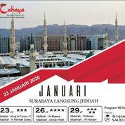 Promo Paket Umroh Hemat Bulan Januari 2020 (22702459) di Kota Surabaya