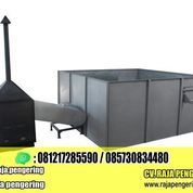 Mesin Pengering Padi Jagung Kacang Biji Rempah Bed Dryer Kap 3 Ton Sekam