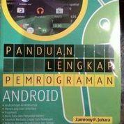 Buku Pemrograman Android Untuk Pemula