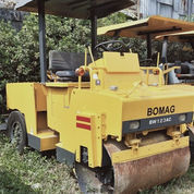 Alat Berat Tandem Roller Combination Bomag BW123AC (22718519) di Kota Jakarta Timur