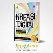 Kreasi Digital Dengan Photoshop Untuk Pemula - My Creative Design +CD
