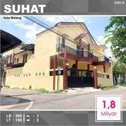 Rumah Kost 13 Kamar Luas 199 Di Candi Mendut Suhat Kota Malang _ 625.19