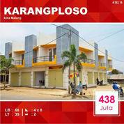 Ruko Murah Dekat Pasar Karangploso Kota Malang _ 627.19 (22725235) di Kota Malang