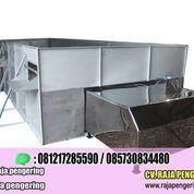 Mesin Pengering Padi Biji-Bijian Bed Dryer 5 Ton