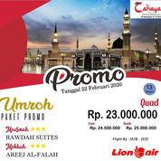 Promo Paket Umroh Bulan Februari 2020 (22727511) di Kota Surabaya