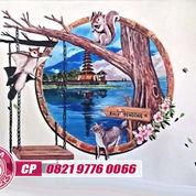 Jasa Lukis Dinding Mural Jogja Free Design Lukisan Mural Dinding (22737831) di Kota Yogyakarta