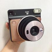 Fujifilm Instax SQ6 Blush Gold (22738463) di Kota Tangerang