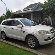 Chevrolet Captiva AWD 2.0 At VCDI Thn 2009