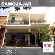 Rumah 2 Lantai Luas 107 Di Maninjau Sawojajar 1 Kota Malang _ 701.18 (22740595) di Kota Malang