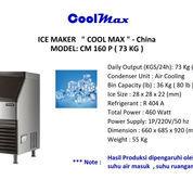 ICE MAKER COOLMAX CM 160P (22745791) di Kota Jakarta Timur