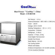 BLAST FREEZER COOLMAX CM BCF20 (22745899) di Kota Jakarta Timur