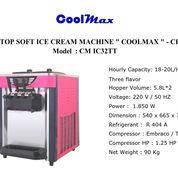 TABLE TOP SOFT ICE CREAM MACHINE COOLMAX CM LC32TT (22747531) di Kota Jakarta Timur