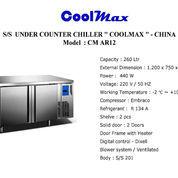 S/S UNDER COUNTER CHILLER COOLMAX CM AR12 (22747571) di Kota Jakarta Timur