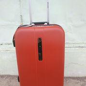 Tas Koper Fiber Hardcase Impor President TSA Pasword