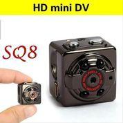 Cctv Spy Cam Kamera Pengintai Mini Sq8 Full HD Ada Slot Micro Sd (22751359) di Kota Surakarta