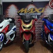 Motor Yamaha Nmax Iron Man