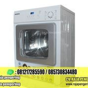 Mesin Pengering Pakaian Model Putar Atau Dryer Konversi 7 Kg