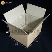 Kardus / Kotak Packing 18 X 15 X 11 Cm Isi 25 Pcs