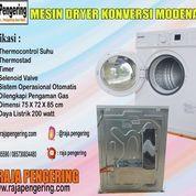 Mesin Pengering Pakaian Model Putar Atau Dryer Konversi 8 Kg