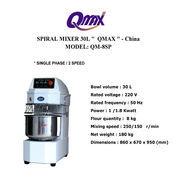 SPIRAL MIXER 30L (QM-8SP) (22752823) di Kota Jakarta Timur
