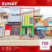 Ruko Luas 24 Di Poros Jalan Borobudur Suhat Kota Malang _ 638.19 (22763923) di Kota Malang