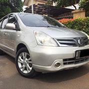 Grand Livina XV MT 2012 SilveR Siap Pakai TDP 6jt (22764187) di Kota Bekasi
