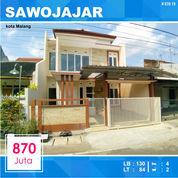 Rumah Baru Luas 84 Di Maninjau Sawojajar 1 Kota Malang _ 639.19 (22764671) di Kota Malang