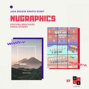 Jasa Desain Grafis Event Atau Produk (22765487) di Kota Tangerang Selatan