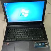 Laptop Asus AMD E2 VGA Radeon 6230 (22767087) di Kota Bogor