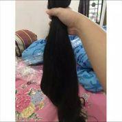 Hair Extension/Rambut Sambung 200 Helai 70cm (22767899) di Kota Denpasar