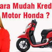 Promo Motor Honda DP Murah Gratis Asuransi Jiwa