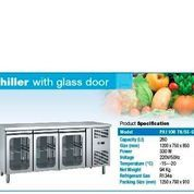 UNDER COUNTER CHILLER WITH GLASS DOOR PA1100 TN SEG (22779251) di Kota Jakarta Timur