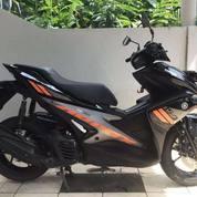 Motor Yamaha Aerox Bekas Di Pakai Belum 1 Tahun (22786747) di Kota Surabaya