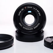 Fujifilm XF 35mm F2 WR Hitam Good Condition