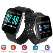 Smartband Kesehatan (Smartwatch) Type A6 Tali Bisa Dilepas. (22800807) di Kota Depok