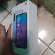 Xiaomi Redmi Note 8 Ram3gb/32 Black Segel (22802123) di Kota Depok