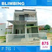 Rumah Baru 2 Lantai Luas 71 Di Plaosan Timur Blimbing Kota Malang _ 645.19 (22803179) di Kota Malang